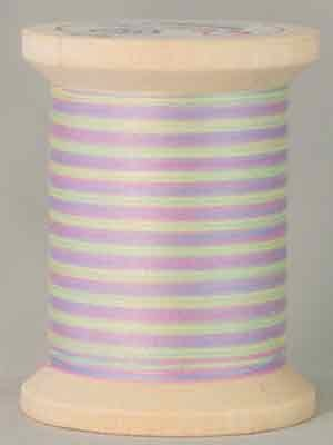 Yli Handquiltgaren kleur: Pastels