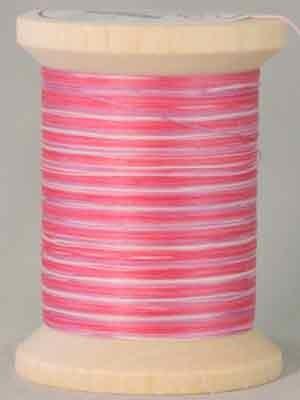 Yli Handquiltgaren kleur: Pinks
