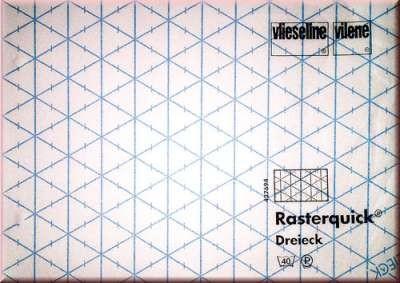 Rasterquick Driehoek