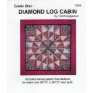 Diamond Log Cabin