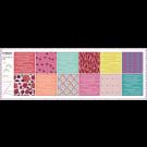 Mondkapjes Pink Vierkant
